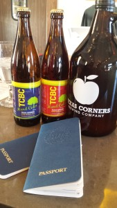 Texas Corners Brewing Company