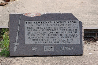 Keweenaw Rocket Range - Copper Harbor