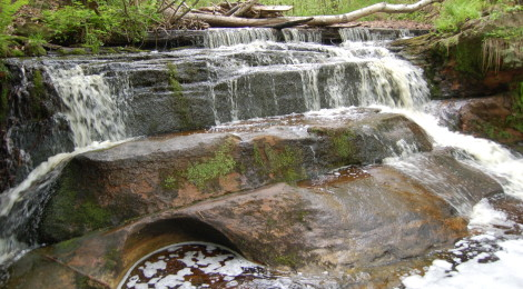 10 Hidden Gem Waterfalls of Michigan's Upper Peninsula