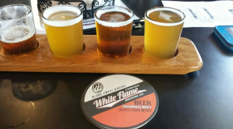 White Flame Brewing Co. - Hudsonville