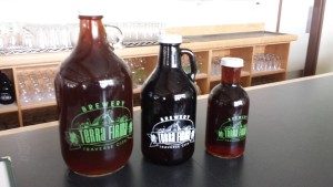 Brewery Terra Firma Growler