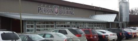 Perrin Brewing Company - Comstock Park
