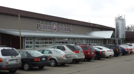 Perrin Brewing Company - Comstock Park