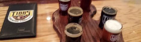 Tibbs Brewing Company - Kalamazoo Beer Week 2015