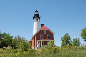 Au Sable Light Station - Picture Rocks National Lakeshore