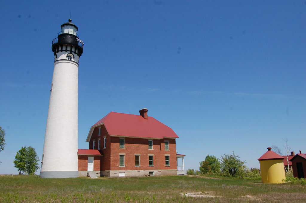 Au Sable Point Light Station