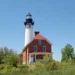 Au Sable Point Light Station – Pictured Rocks National Lakeshore
