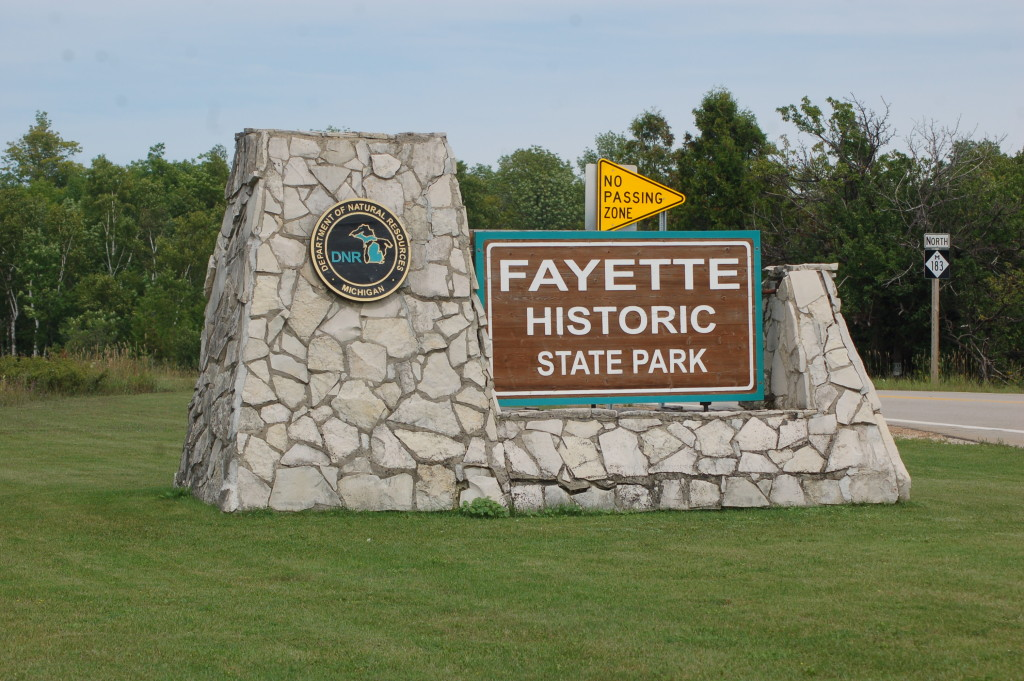 Welcome to Fayette Historic State Park