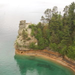 Miners Castle – Pictured Rocks National Lakeshore