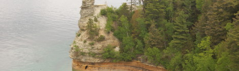 Miners Castle - Pictured Rocks National Lakeshore