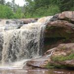 O Kun De Kun Falls – Ontonagon County