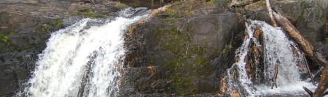 Dead River Falls - Marquette County