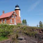 Lighthouses of the Keweenaw Peninsula