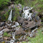 Fumee Falls – A Roadside Waterfall in Dickinson County