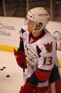 Gustav Nyquist Grand Rapids Griffins