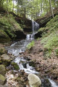 Horseshoe Falls Alger County