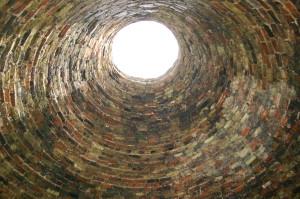 Inside Kiln Fayette