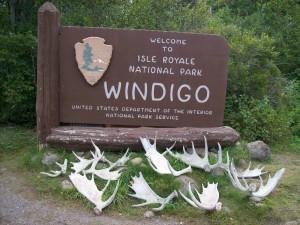 Isle Royale Windigo