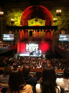 Laugh Fest 2014: Impractical Jokers at Fountain Street Church