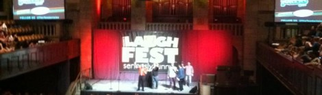 Laughfest 2015 in Grand Rapids Will Attempt Another Guinness World Record