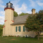 McGulpin Point Lighthouse – Mackinaw City