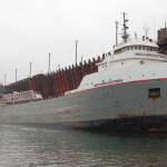 Six Great Places To View Freighters in Michigan