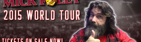 Mick Foley: WWE Hall of Famer Mankind Brings Stand Up Comedy to Michigan