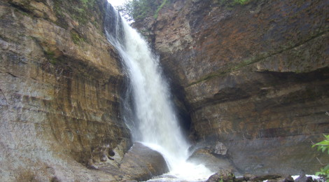 Miners Falls - Visit One of Pictured Rocks National Lakeshore's Most Powerful Waterfalls