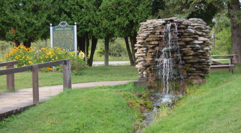 Michigan Roadside Attractions: Norway Spring