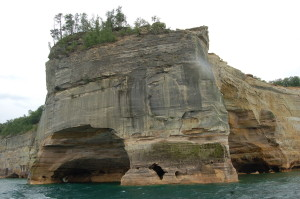 Pictured Rocks Boat Cruise 2