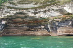 Pictured Rocks Cave
