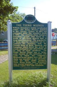 Teenie Weenies Marker