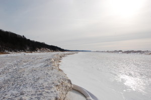 Winter Header Saugatuck Dunes State Park
