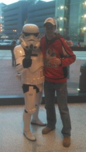 Grand Rapids Griffins Star Wars Night