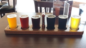 Osgood Brewing Small Flight