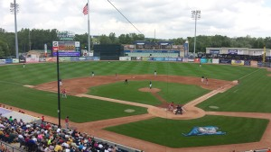 Fifth Third Ballpark, home of the West Michigan Whitecaps