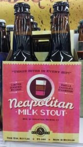 Neapolitan Milk Stout Saugatuck