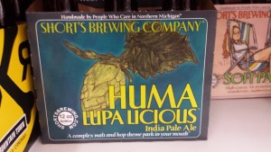 Huma Lupa Licious From Short's Brewing Company