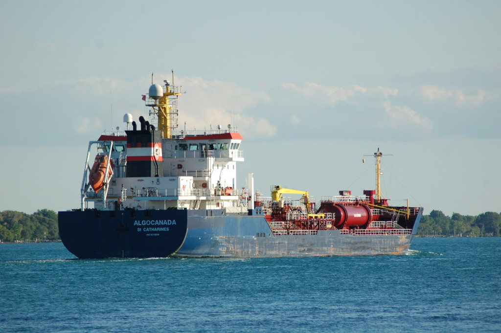 Algocanada (Algoma Central - Canada) downbound at Port Huron