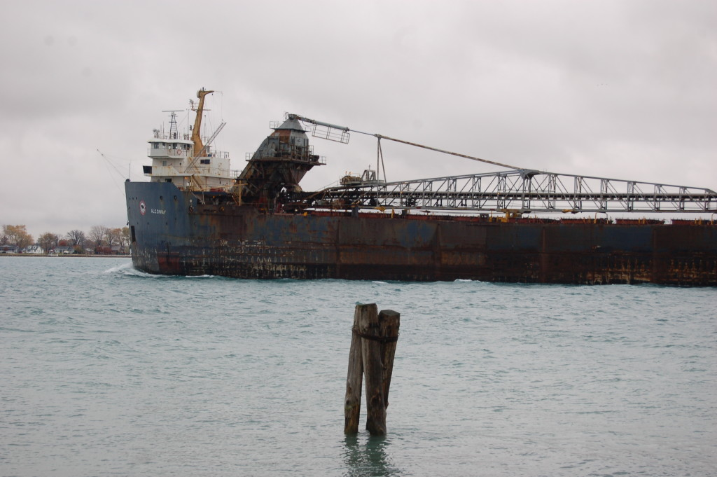 Algoway (Algoma Central - Canada) near Port Huron