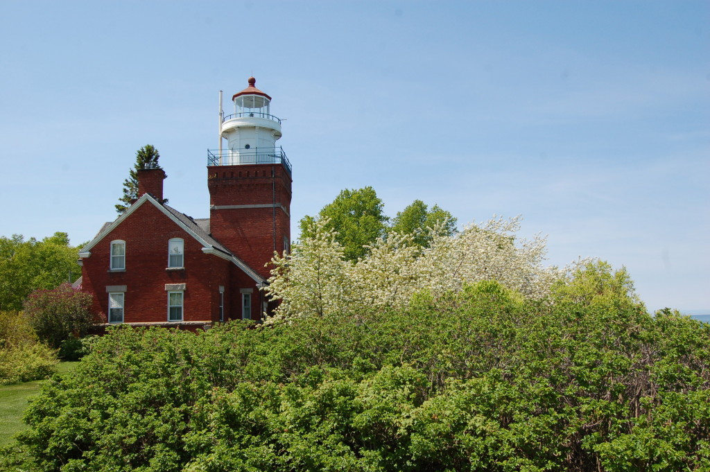 Big Bay Lighthouse - north of Marquette