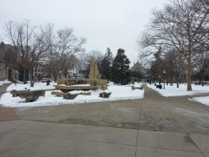 Bronson Park Lincoln Kalamazoo