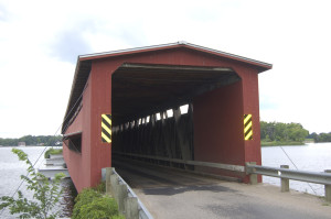 Langley Covered Bridge Centreville