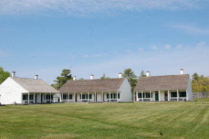 Fort Wilkins Soldier Barracks