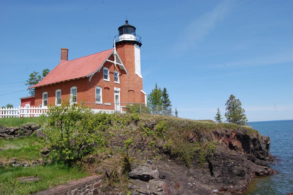 Eagle Harbor Lighthouse - Eagle Harbor