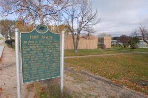 Fort Brady Sault Ste Marie MI