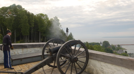 Historic Forts of Northern Michigan and the Upper Peninsula