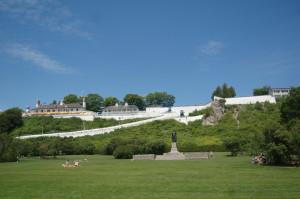 Fort Mackinac Island View