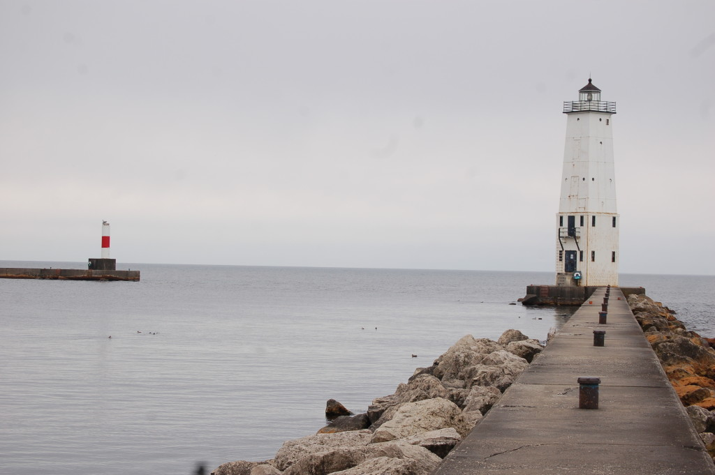 Frankfort Breakwater Light, Frankfort