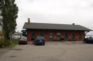 Grand Trunk Railroad Depot Port Huron